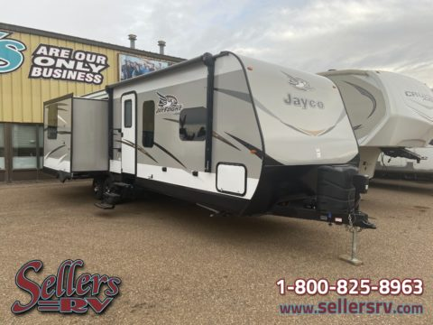 2018 Jayco Jay Flight  | RV Dealers Saskatchewan