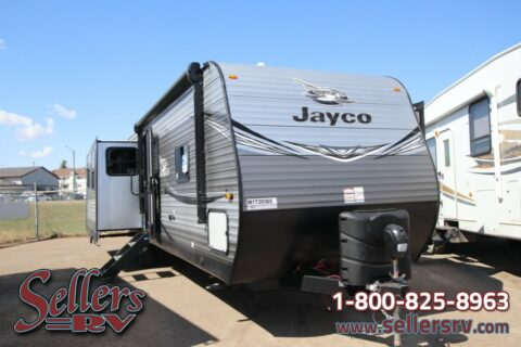 2021 Jayco Jay Flight 34 RSBS | RV Dealers Saskatchewan